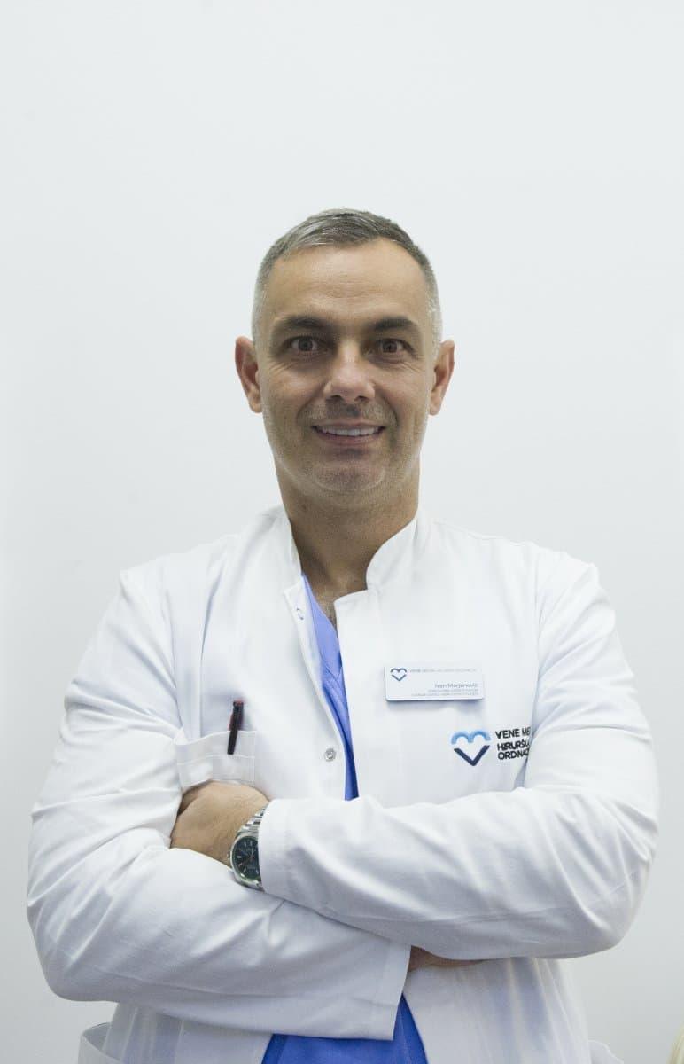Specijalista opšte hirurgije i subspecijalista vaskularne hirurgije